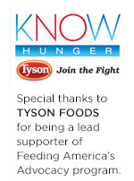 Tyson Foods - Know Hunger