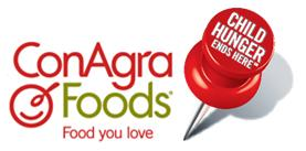 cheh2 End Child Hunger with Feeding America and ConAgra Foods