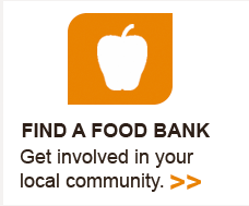 Find a food bank